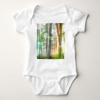Blurred Forest Tshirt
