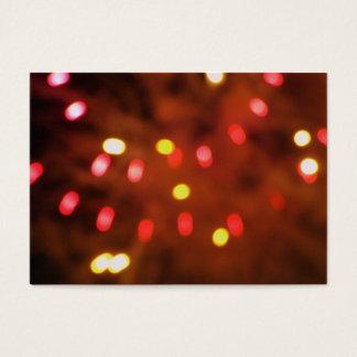 Blurred Lights Business Card