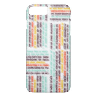 Blurred lines iPhone 7 plus case