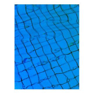 Blurred Lines Postcard