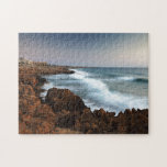 Blurred Waves Jigsaw Puzzles
