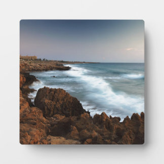 Blurred Waves Plaques