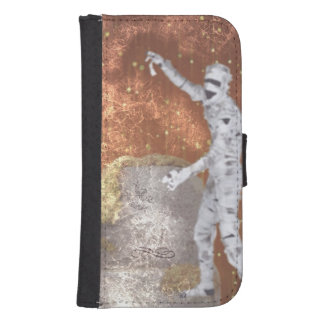 blurred zombie phone wallet