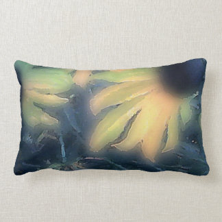 Blurry Beauty Lumbar Pillow