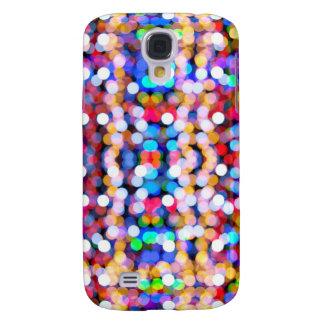 Blurry Bright Lights Samsung Galaxy S4 Covers
