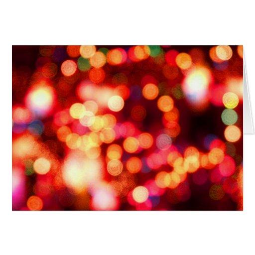 blurry christmas lights merry - photo #35