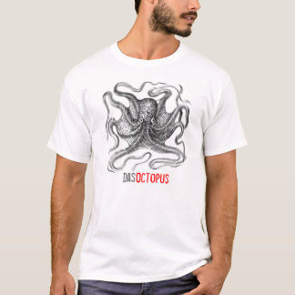 Blurry Octopus T-Shirt