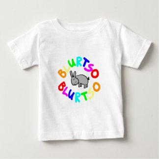 blurtso logo multi color baby T-Shirt