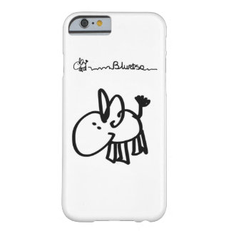 Blurtso the donkey barely there iPhone 6 case