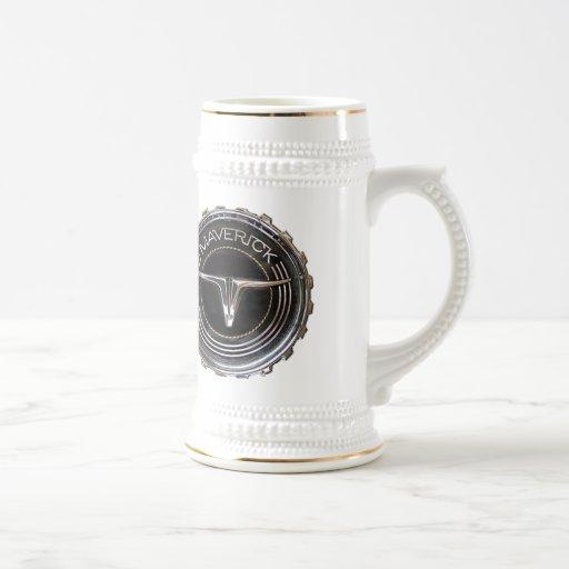 blu's Maverick stein mug - Customized