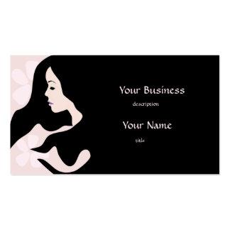 Blush Beauty Business Card 2