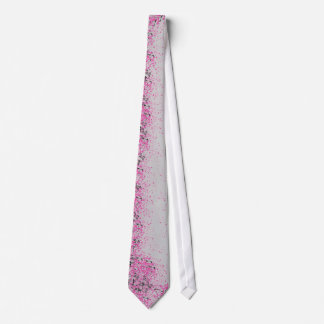 Blush & Black Speckled Tie by Rock Your Faith