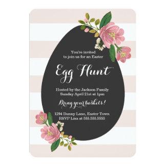 Blush Bouquet Egg Hunt Card