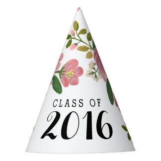 Blush Bouquet Grad Party Hat