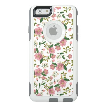 Blush Bouquet Otterbox Iphone 6/6s Case by origamiprints at Zazzle