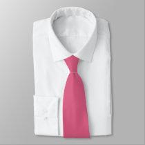 Blush-Colored Tie