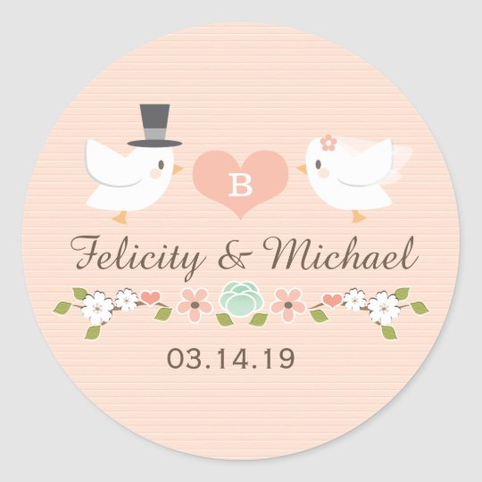 Love Birds Nupcial Ducha Ideas - Nupcial Ducha Ideas - Temas