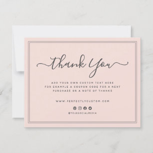 2 000 Business Thank You Cards Zazzle