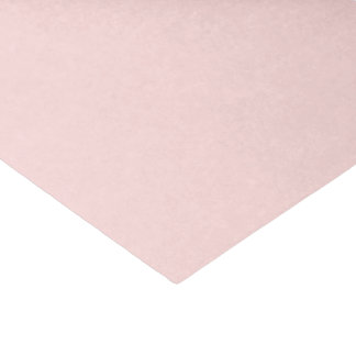 "Blush Pink Solid Color 10"" X 15"" Tissue Paper"