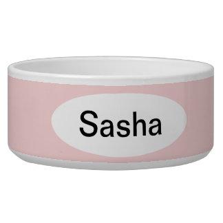 Blush Pink Solid Color Bowl