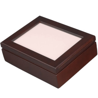 Blush Pink Solid Color Memory Box