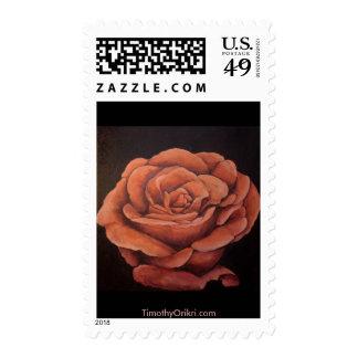 Blush  - Postage Stamp