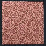 "Blush Rose Napkin<br><div class=""desc"">Painted blush rose pattern.</div>"