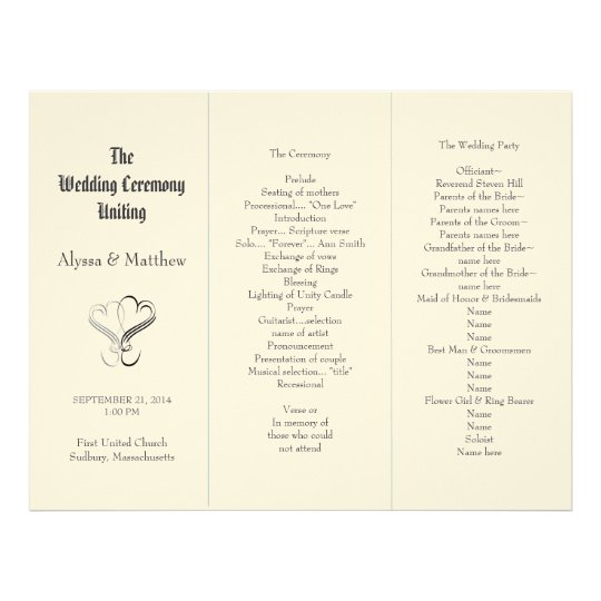 33 diy tri fold wedding invitations vizio wedding