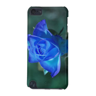 Blushed Blue Rose iPod Touch Case