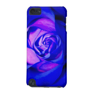 Blushing blue Rose iPod Touch case