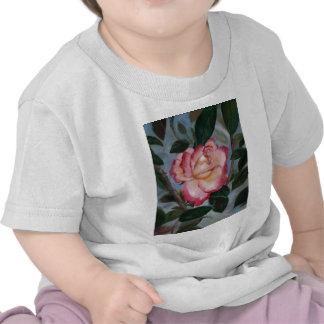Blushing Delight Rose Infant T-shirts