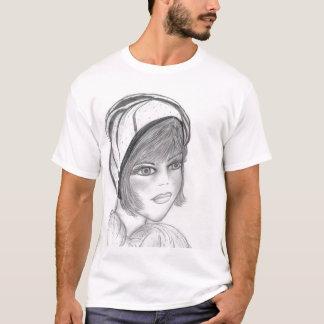 Blushing Flapper T-Shirt