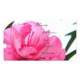 Blushing Pink Business Card