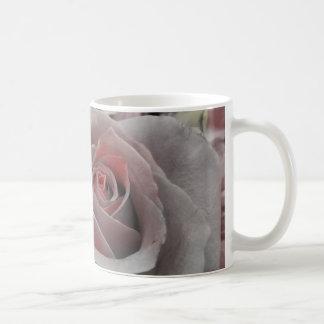 Blushing Pink Classic White Coffee Mug
