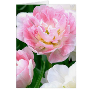 """""""BLUSHING PINK PEONY/You've Been On My Mind"""" Card"""