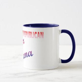 Blushing Republican Mug