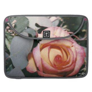 Blushing Rose Sleeve For MacBook Pro
