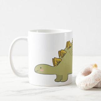Blushing Stegosaurus Mug