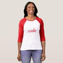 blusinha code T-Shirt
