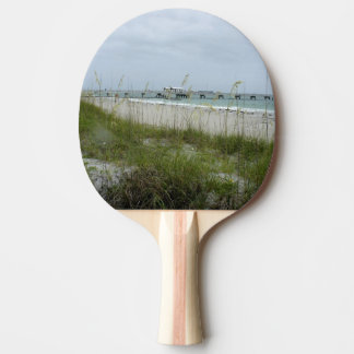 Blustery Day at the Beach Ping-Pong Paddle