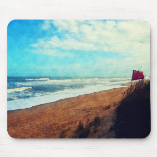 Blustery Day on the Outer Banks Mouse Pad