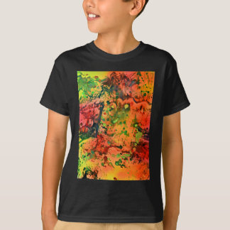 Blustery wind T-Shirt