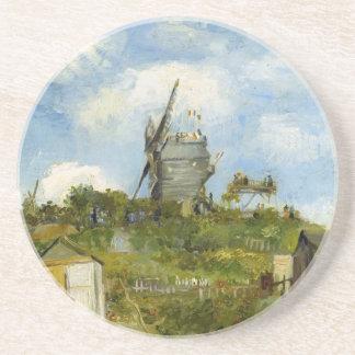 Blut Fin Windmill by Vincent van Gogh Coaster