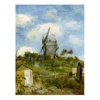 Blut Fin Windmill by Vincent van Gogh Postcard