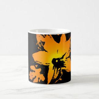 blüte anaranjado taza mágica