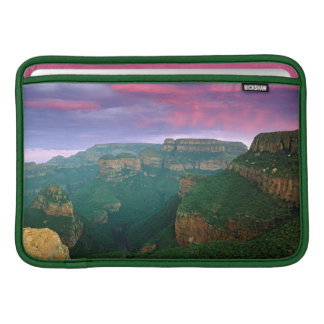Blyde River Canyon At Sunset, South Africa MacBook Sleeve