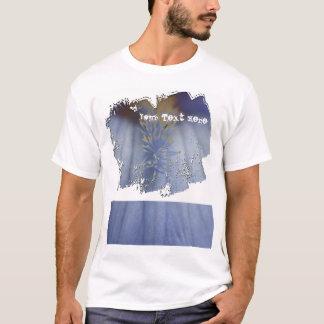 BLYE Blue and Yellow Iris T-Shirt