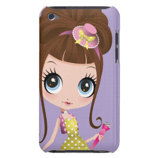 Blyhe: Style Icon Barely There iPod Case
