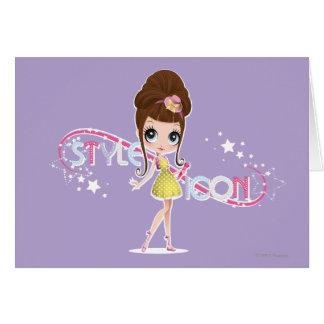 Blyhe: Style Icon Card