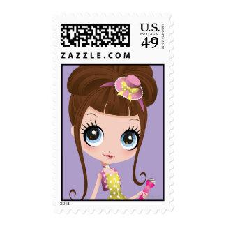 Blyhe Style Icon Postage Stamp